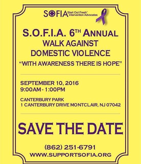 SOFIA walk 2016