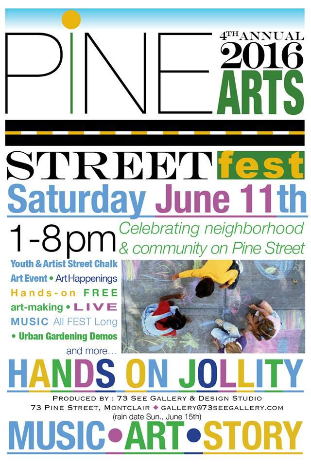 Z Gallery Pine Street Fest 6 16